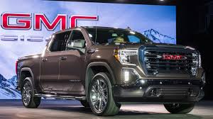 100 Gmc Trucks 2019 GMC Sierra First Look New Truck Pushes Past Silverado With