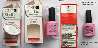 Cnd Shellac Led Lamp 2015 by Nailssuppliesuk How To Tell Fake Cnd Shellac From Authentic Cnd