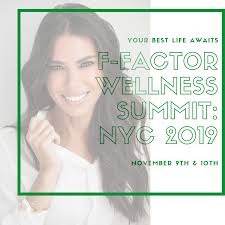 Introducing: The F-Factor Wellness Summit - F-Factor