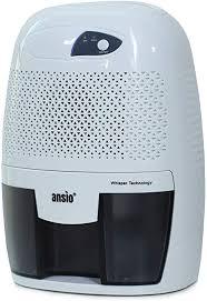 ansio luftentfeuchter 500ml mini elektrischer raumentfeuchter tragbarer entfeuchter gegen feuchtigkeit schmutz schimmel zu hause schlafzimmer