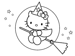 Coloring Page From Coloringpages4u Hello Kitty