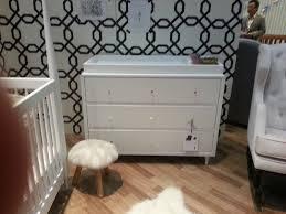Babyletto Skip Changer Dresser Chestnut And White by Nlb Cool New Product Alert Franklin U0026 Ben Nurseryworks
