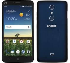 ZTE Blade X Max is a new Android 7 1 1 phablet for Cricket