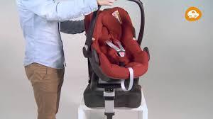sangle siege auto bebe confort siège auto groupe 0 cosi pebble de bebe confort installation