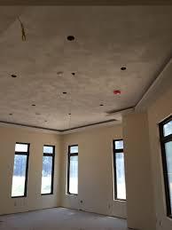 Skip Trowel Plaster Ceiling by Gallery Dallas Plastering