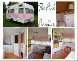 In The Pink No More Ugly Duckling Retro CampersHappy