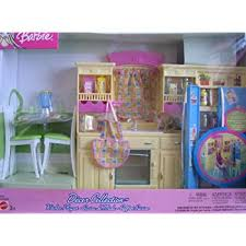 Barbie Decor Collection KITCHEN Playset