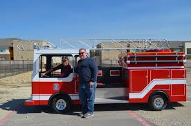 Keep On Truckin': Lewisville Residents Build Half-scale Fire Truck ... How To Use Ez Truck Builder Youtube Zombie Build 5 Fire Truck 1962 Old Timey Fire First Factory Motorized Pumper Build The Clics Engine Toy And Extinguish Any Clictoys Lego City Fire 60002 1500 Hamleys For Toys Games German Vw Trucks Accsories Play T For To A Small Simple Lego Moc 4k Vwvortexcom Future Thread Converting Vintage Firetruck Tatra 148 Tatra Pinterest Photos