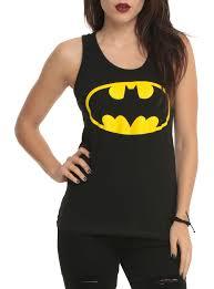 Batman Bat Symbol Pumpkin Pattern by Dc Comics Batman Logo Girls Tank Top Topic Superhero Stuff