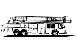 Fire Truck Coloring Pages Epic To Print