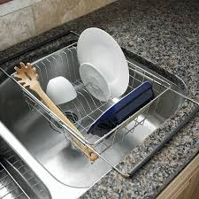 Kitchen Sink Grid Stainless Steel by Sinks Kitchen Sink Dish Drainers Kitchen Sink Starter Kit The