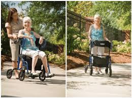Transport Chair Or Wheelchair by Hybridlx Combination Rollator Transport Wheelchair Lumex Lx1000b