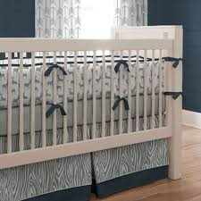 Arrow Crib Bedding by Navy Blue Baby Bedding Vnproweb Decoration