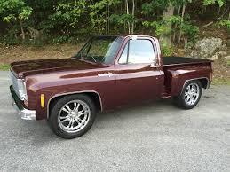 100 Custom C10 Trucks 1973 Chevrolet Step Side Barn Fresh Classics LLC