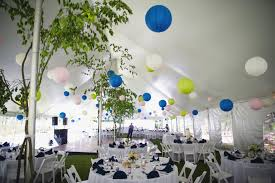 Rustic Wedding Tent Decorations Elegant Tented Century High Peaks White Paper