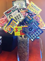 Halloween Millionaire Raffle 2014 by Lottery Ticket Bouquet Lotto Winnings Pinterest Lottery