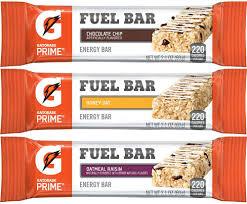 Gatorade Prime Fuel Bar