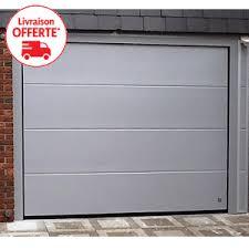 porte sectionnelle sur mesure porte de garage basculante motorisée sur mesure la culture de la