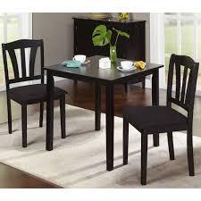 Metropolitan 3-Piece Dining Set, Multiple Finishes - Walmart.com