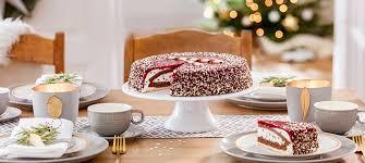 kuchen zu weihnachten weihnachtliche torte coppenrath