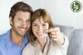 First Time Home Buyers With Keys