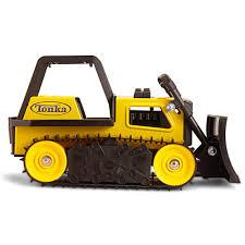 Tonka Steel Bulldozer - Shelcore - Toys
