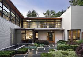 Modern House Fronts by Landscape Modern House Front Yard Landscaping With Staggered