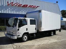 100 16 Ft Box Truck New 2019 Isuzu NPRHD Crew Cab With Ft Dry Van Body DIE