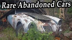 Rare Abandoned Cars Junkyard. Old Abandoned Rusty Cars Wreck Found ... Rare Barn Find Ferrari Sells For 2m Cnn Style Tasure Trove Amazing Priceless Cars Found Abandoned In Barns Mcacn Barn Find Gallery Psychedelic Superbirds Buried Barracudas Amazing Edsel Parked And Left 1958 Pacer 1957 Corvette Really In A This Incredible 1 Million Classic Car Was A Holy Bmw M1 Hiding Garage For 34 Years Im Sure This Picture Tells An Teresting Story Abandoned Dubais Sports Wheeler Dealers Trading Up Youtube Ss454 Chevelle Sat Huge Collection 40 Hot Forza Horizon 3 Locations Guide Gamesradar
