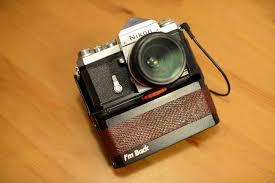 I m Back Digital Back for analog 35mm cameras I m Back™