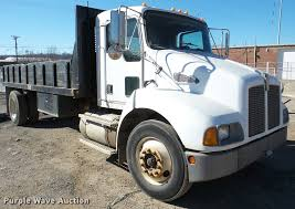 1998 Kenworth T300 Flatbed Dump Truck | Item DA7362 | SOLD! ... Awesome 2000 Ford F250 Flatbed Dump Truck Freightliner Flatbed Dump Truck For Sale 1238 Keven Moore Old Dump Truck Is Missing No More Thanks To Power Of 2002 Lvo Vhd 133254 1988 Mack Scissors Lift 2005 Gmc C8500 24 With Hendrickson Suspension Steeland Alinum Body Welding And Metal Fabrication Used Ford F650 In 91052 Used Trucks Fresno Ca Bodies For Sale Lucky Collector Car Auctions Lot 508 1950 Chevrolet