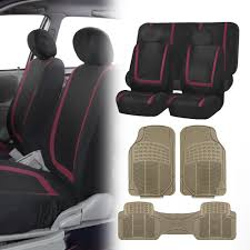 BESTFH | Rakuten: Black & Burgundy Seat Covers For Car SUV Auto With ... F150 Covercraft Front Seat Cover Seatsaver Chartt For 2040 Amazoncom 4knines Dog With Hammock For Full Size Tough As Nails Seat Covers With Heavy Duty Duck Weave Cordura Waterproof Covers By Shearcomfort Sale On Now 3 Row Car Faux Leather Luxury Top Quality Minivan Smittybilt 5661331 Gear Olive Drab Green Universal Truck Katzkin And Heaters Photo Image Gallery Camouflage Chevy Trucksheavy Duty Camo Bestfh Rakuten Black Burgundy Suv Auto Custom Trucks Realtree Low Back Bucket Saddleman Canvas