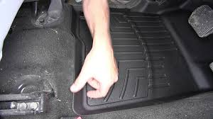Weathertech Floor Mats 2015 F250 by Review Of The Weathertech Front Floor Mats On A 2012 Ford F 150