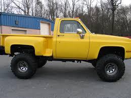 1985 Chevy K10