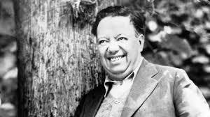 Diego Rivera Rockefeller Mural by Diego Rivera Painter Biography Com