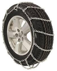 Glacier Alloy Square-Link Snow Tire Chains - 1 Pair Glacier Tire ...