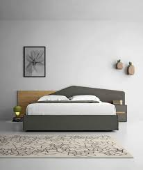 Headboard Designs South Africa by Double Bed Contemporary With Upholstered Headboard