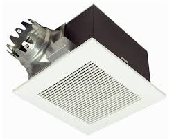 Humidity Sensing Bathroom Fan Wall Mount by Panasonic Whisperceiling 190 Cfm Energy Star Bathroom Fan