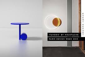 100 Paris By Design Moustache Presents Favoris At Week 2015