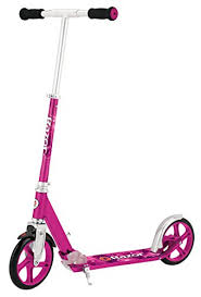 Razor Girls Scooter In Fine Pink Color