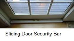 Sliding Patio Door Security Bar by How To Make A Sliding Door Security Bar