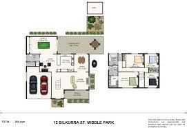 Get A Home Plan Real Estate Floor Plans Brisbane Four Walls Photography