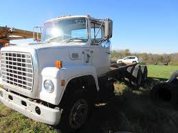 1978 Ford LN800 Tandem Axle Cab & Chassis Truck For Sale, 76,792 ...