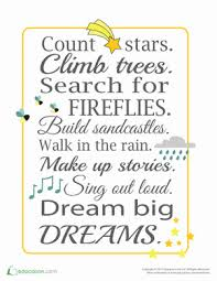 Inspirational Posters For Kids