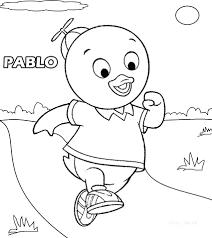 Nickelodeon Coloring Pages Printable Games Nick Jr Dora