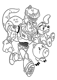 Coloring Pages Disney Dr Odd Disney Coloring Pages Toy Story