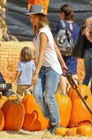Pumpkin Patch Jefferson Blvd Culver City by Alba In Jeans At Mr Bones Pumpkin Patch In West Hollywood