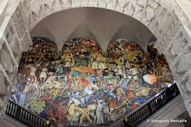 Jose Clemente Orozco Murales San Ildefonso by Mexican Muralism