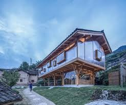 100 Mountain House Designs Gallery Of In Mist Shulin Architectural Design 1