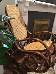 Antique Bentwood Rocking Chair Vintage Used Antique Rocking Chairs For Sale Chairish Learn To Identify Fniture Chair Styles 1890s Amish With Cane Back And Upholstered Seat Fding The Value Of A Murphy Thriftyfun Stickley Arts Crafts Mission Style Oak Rocker Murphys Rocking Chairgrandparents Had One I Casual Ding Brown Cushion Wood Metal Rolling Caster Serta Upholstery Monaco Wing Rotmans Hay Llrocking Chairnordic Style Design Chair How Replace Leather In An Everyday Solid Oak Carver Ding Room Hall Bedroom Vintage With Arms Carryduff Belfast Gumtree